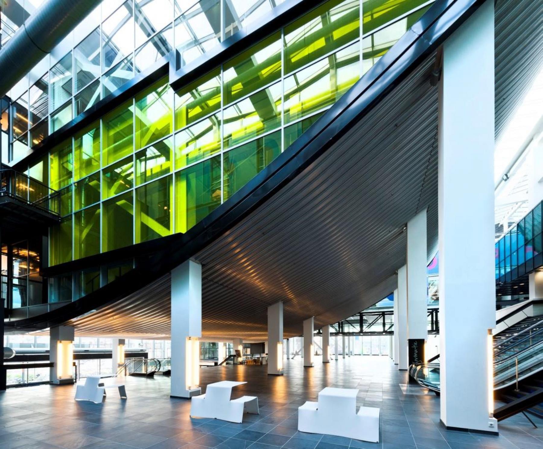 kantoorgebouw amsterdam gemeenschappelijke ruimte jacob bontiusplaats
