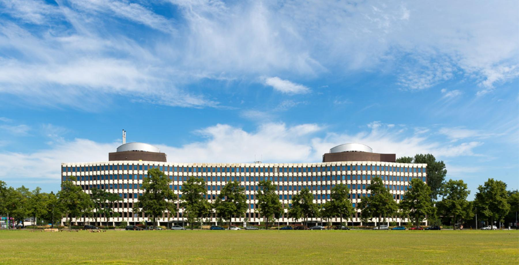representatief kantoorgebouw amsterdam