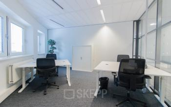 Light and spacious office rooms available with different options