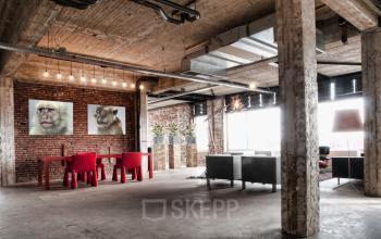 kantoorgebouw rokin amsterdam centrum loungeplekken