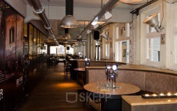 begane grond kantoorpand rokin amsterdam centrum bar