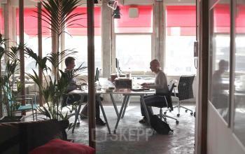kantoorruimte kantoorkamer kantoorgebouw Amsterdam Rokin