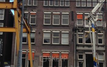 kantoorgebouw rokin amsterdam centrum voorzijde kantoorpand