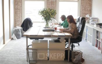 werkplek kantoorruimte kantoorkamer Amsterdam SKEPP