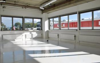 kantoorruimte kantoorkamer Amsterdam kantoorpand licht