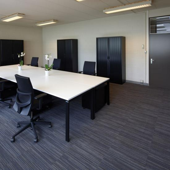 office space with six places