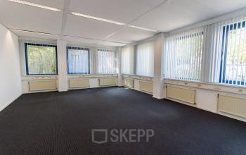 Office rooms can be rented furnished