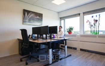 kantoorruimte huren aan oude apeldoornseweg in apeldoorn met printservice
