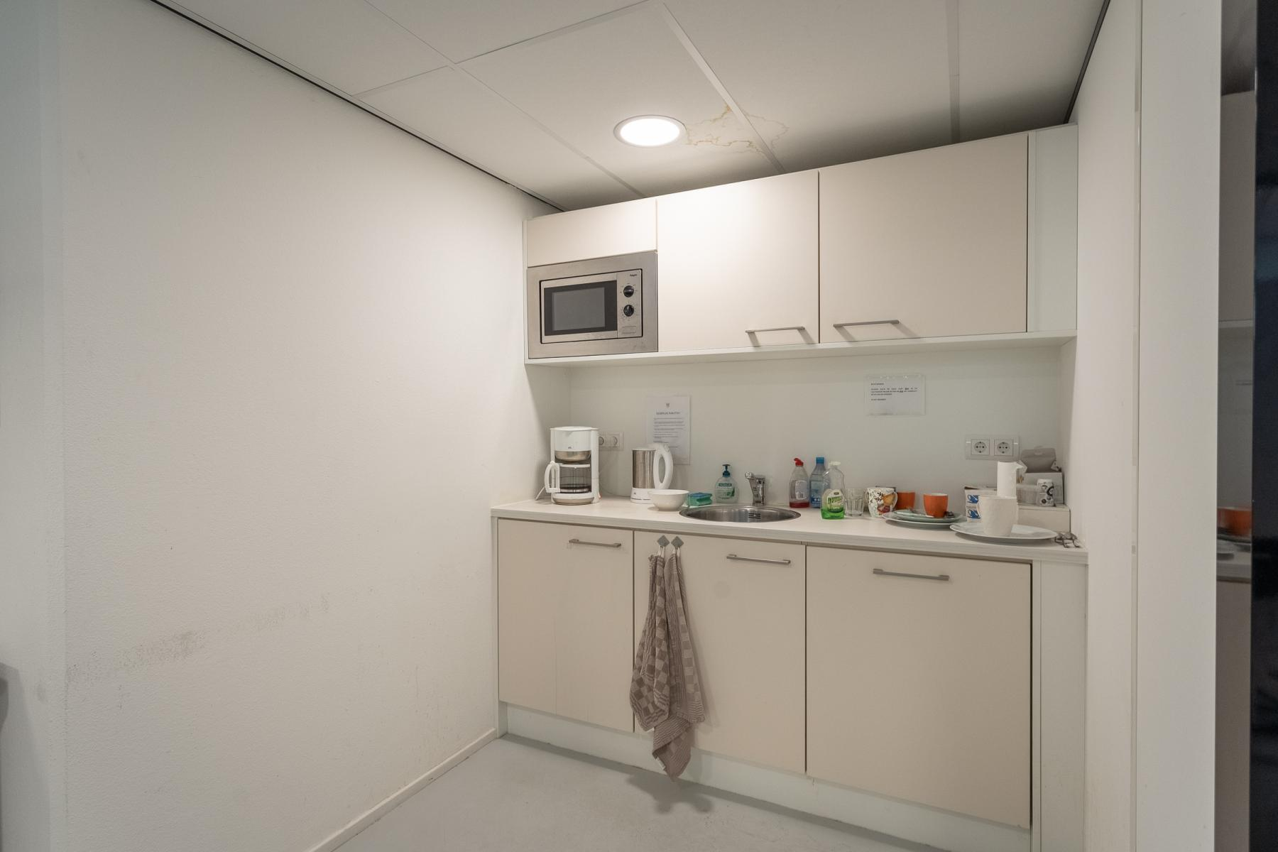 keukenblok pantry Arnhem kantoorruimte meerdere verdiepingen mooi uitzicht