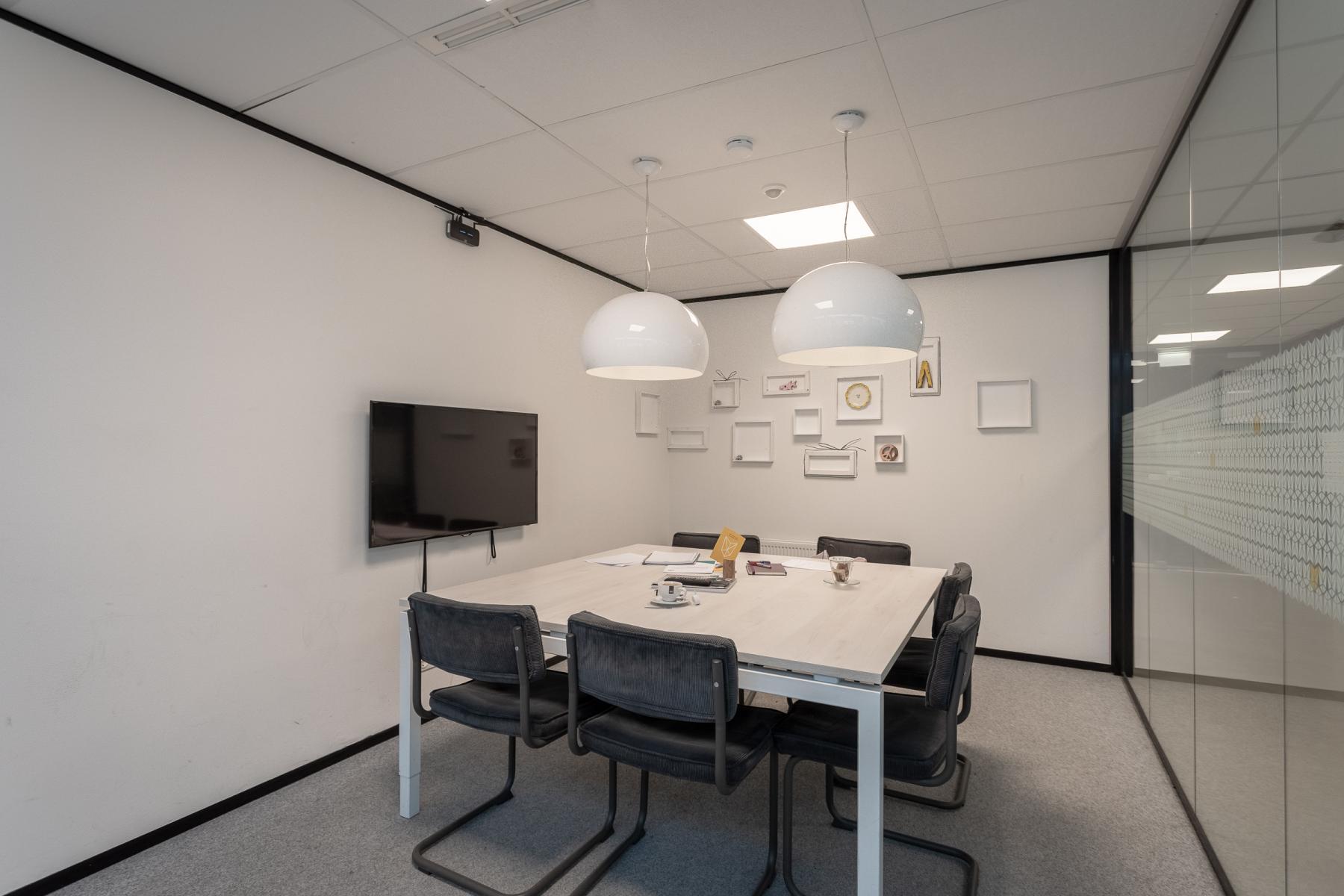 vergaderruimte vergaderzaal overlegruimte Arnhem flexplekken werkplekken