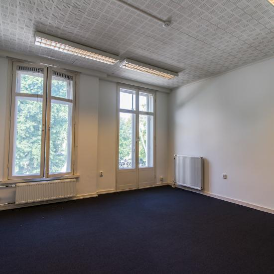 Office spaces in different sizes for rent