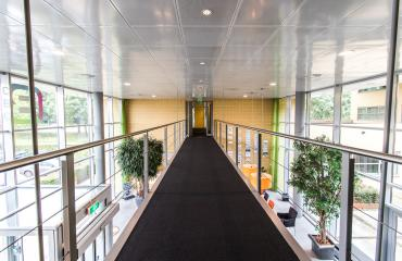 Modern office building at the Meader in Arnhem