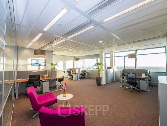 Working places for rent in office building Arnhem