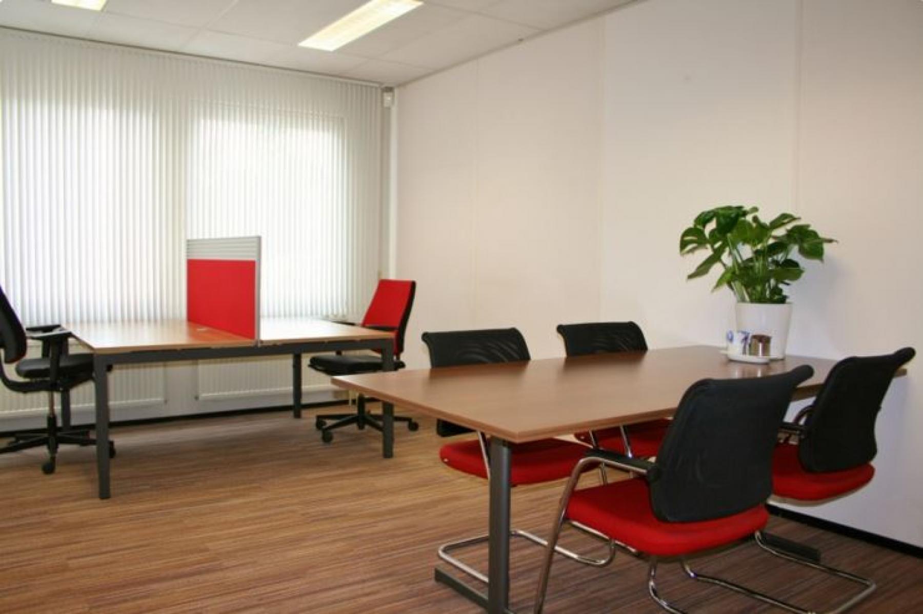 kantoorruimte vergaderruimte werkplek flexibel kantoorpand arnhem