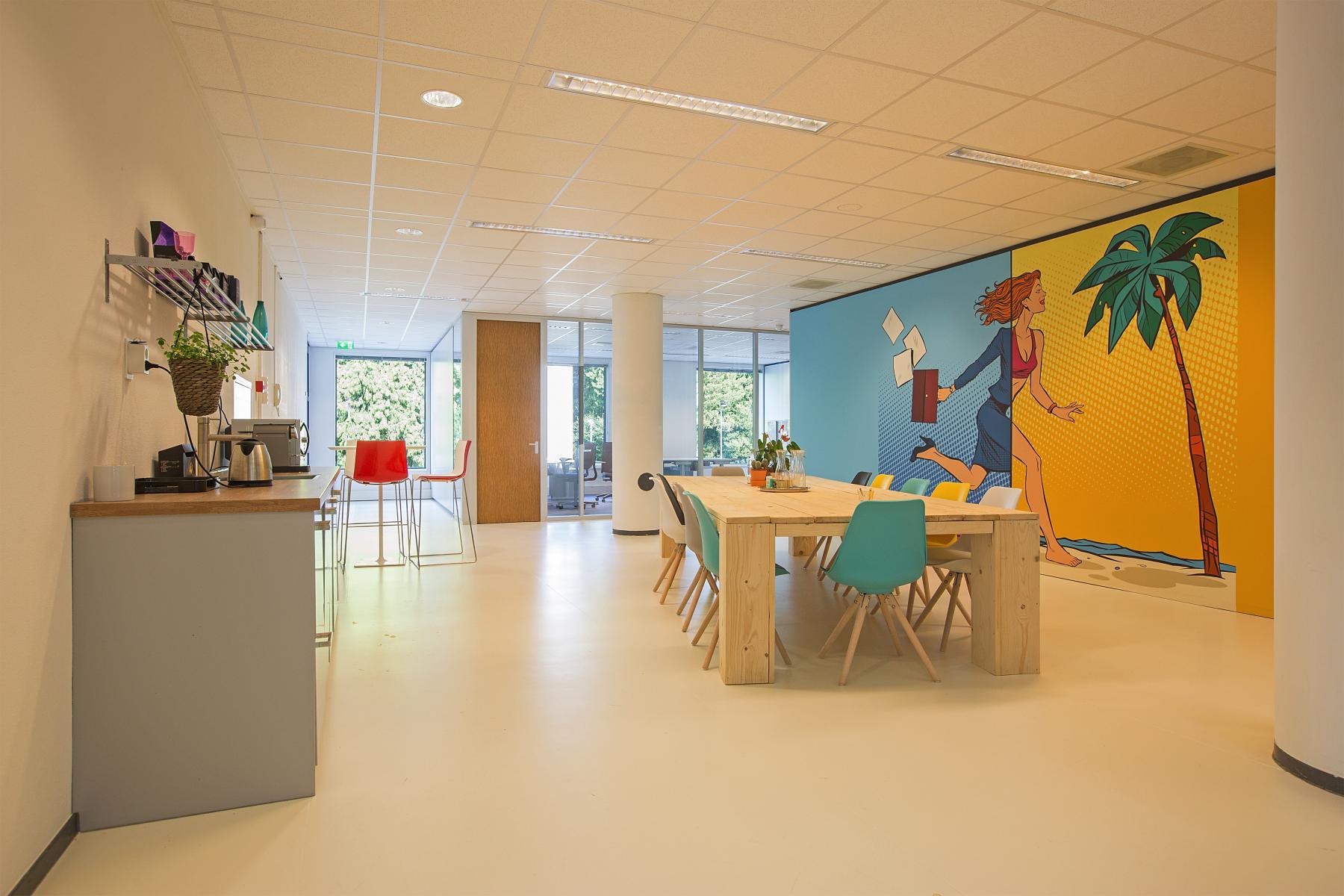 gemeubileerde kantoorruimte huren aan amalialaan in baarn