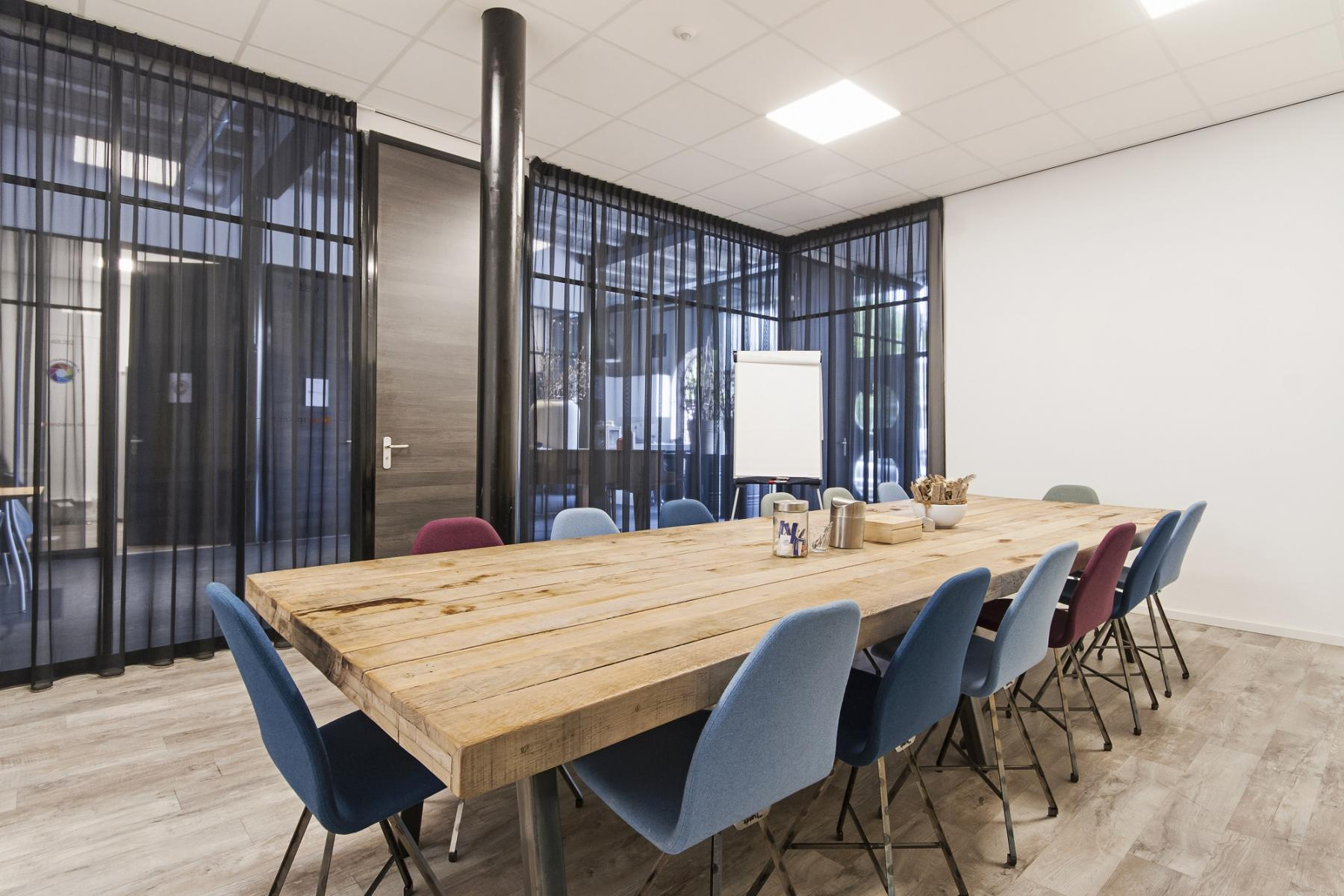 meeting room for rent in bergen op zoom coloured chairs