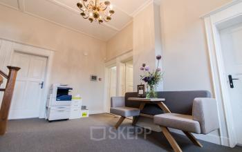 Office building at the Prins Berhardlaan in Bergen op Zoom