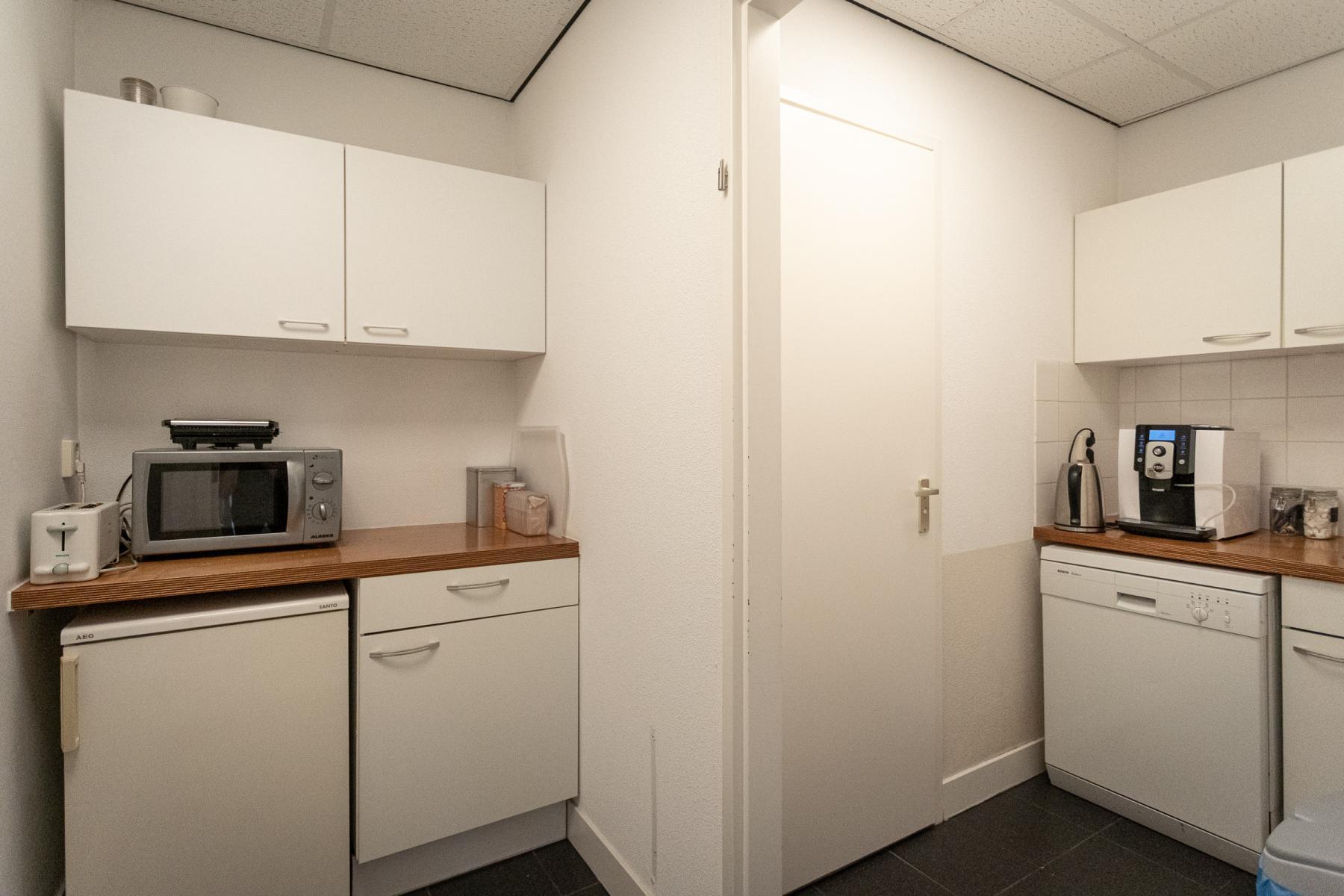 Minervum Breda gratis parkeren industrie net pand licht vergaderruimte keuken