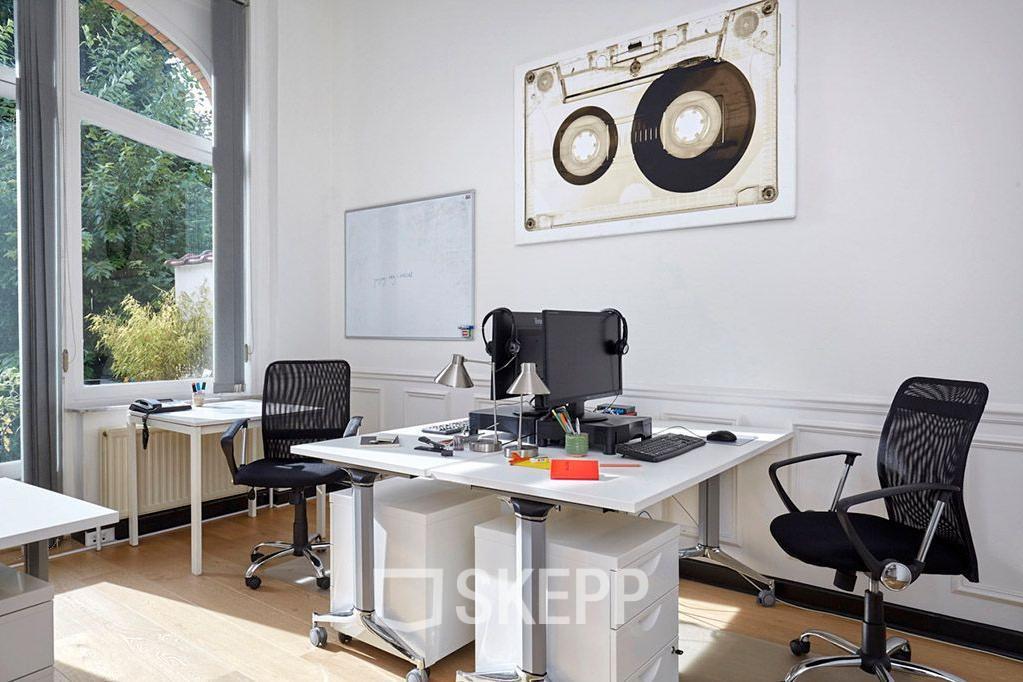 kantoorruimte huren in brussel handelsstraat rue du commerce 5 skepp. Black Bedroom Furniture Sets. Home Design Ideas