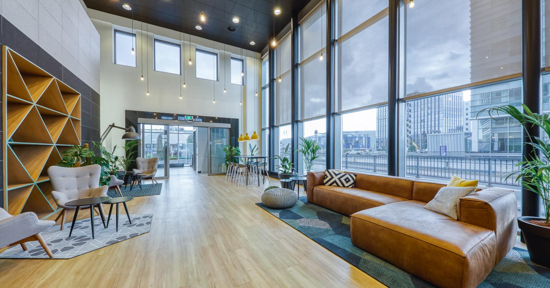 Kantoorruimte huren Rivium Boulevard 201-234, Capelle aan den IJssel (4)