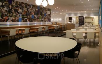 Shared lunchroom in Capelle aan den IJssel