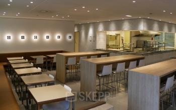 Lunchroom in office building Capelle aan den IJssel