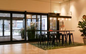 Entrace office building Capelle aan den IJssel