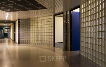 Hallway office building Capelle aan den IJssel