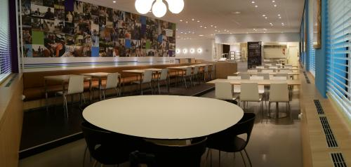 Shared lunchroom in Capelle aan den IJssel