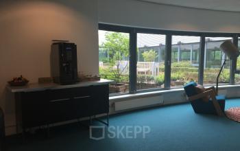 kantoorpand capelle aan den ijssel lounge koffie huur