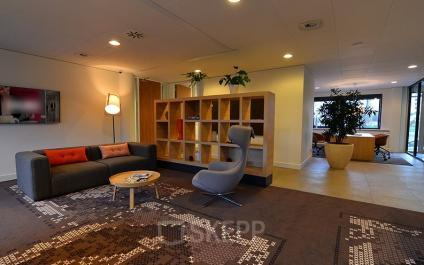 office space for rent in delft entrance hall
