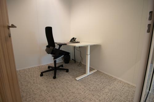 Kleinere kantoor ruimten beschikbaar