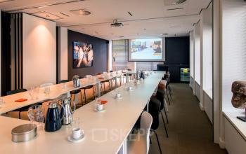 Meeting room in office bulding The Hague