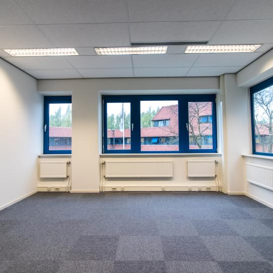 Different office sizes available