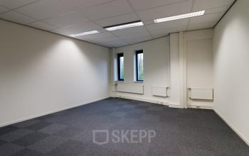 Different office spaces available