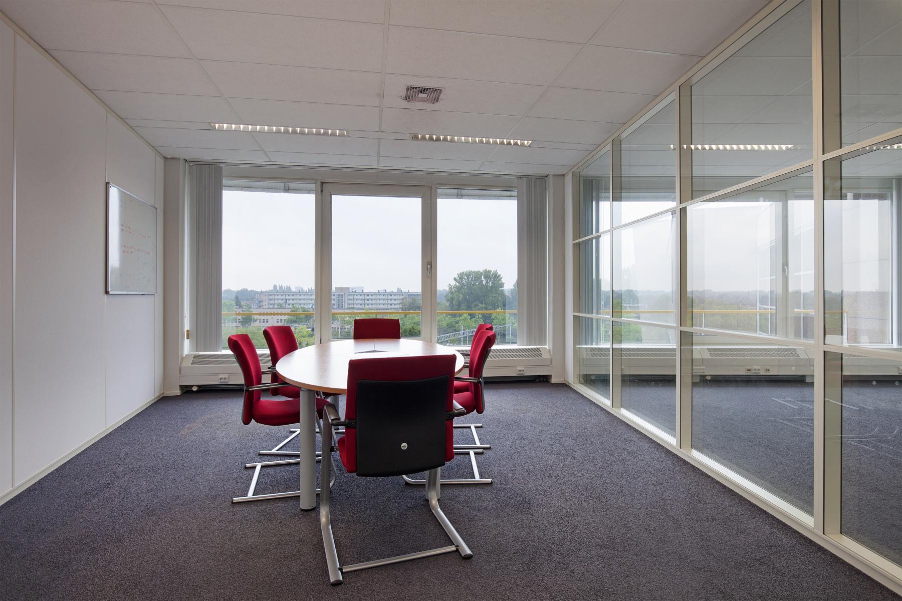 werkplek huren Dordrecht Burgemeester de Raadtsingel