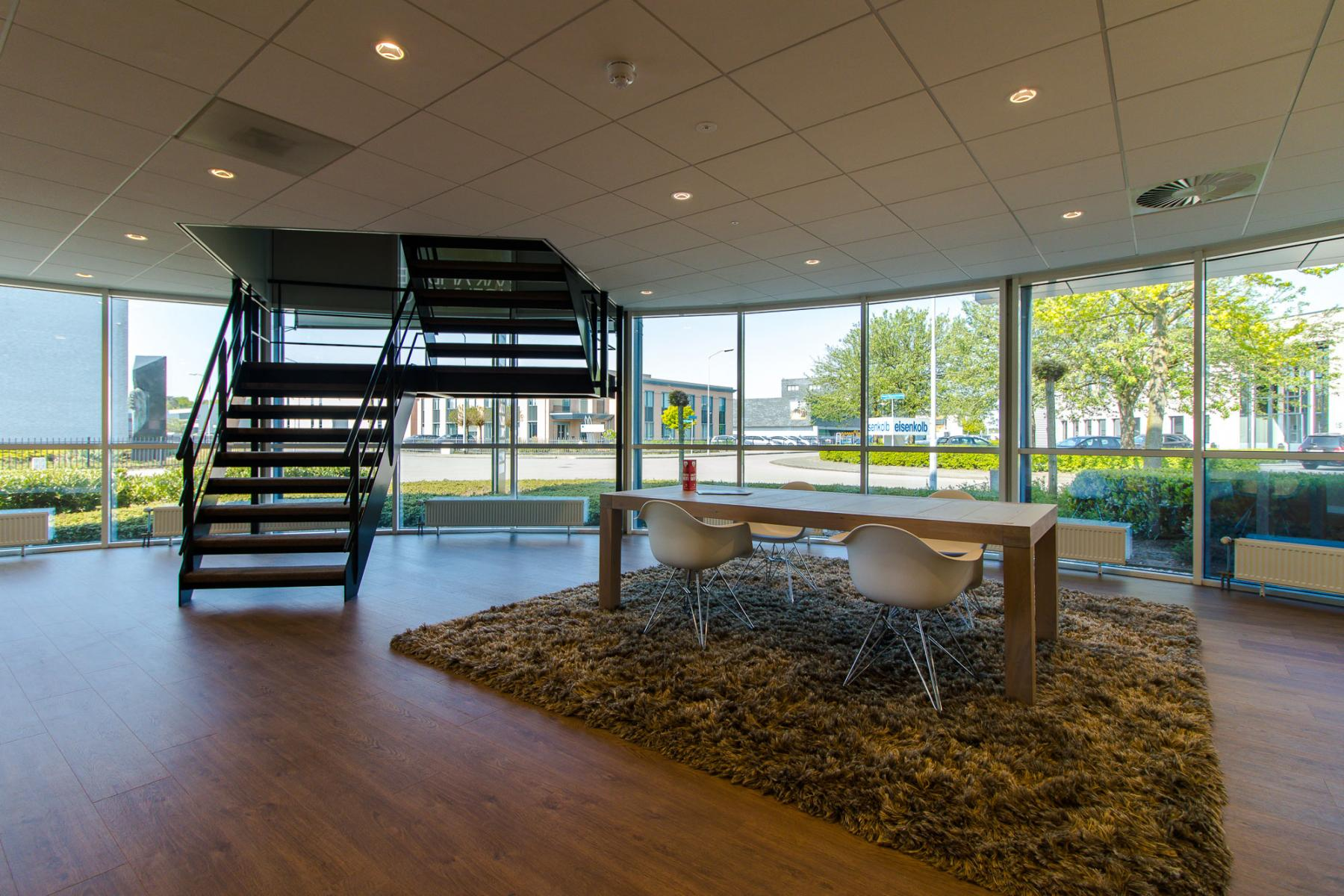 Office spaces for rent at the Marinus van Meelweg in Eindhoven