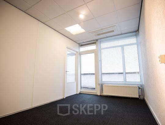Empty office space in Eindhoven