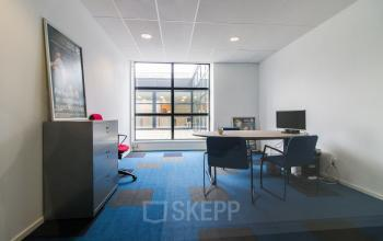 Different office spaces available at the Ukkelstraat in Eindhoven