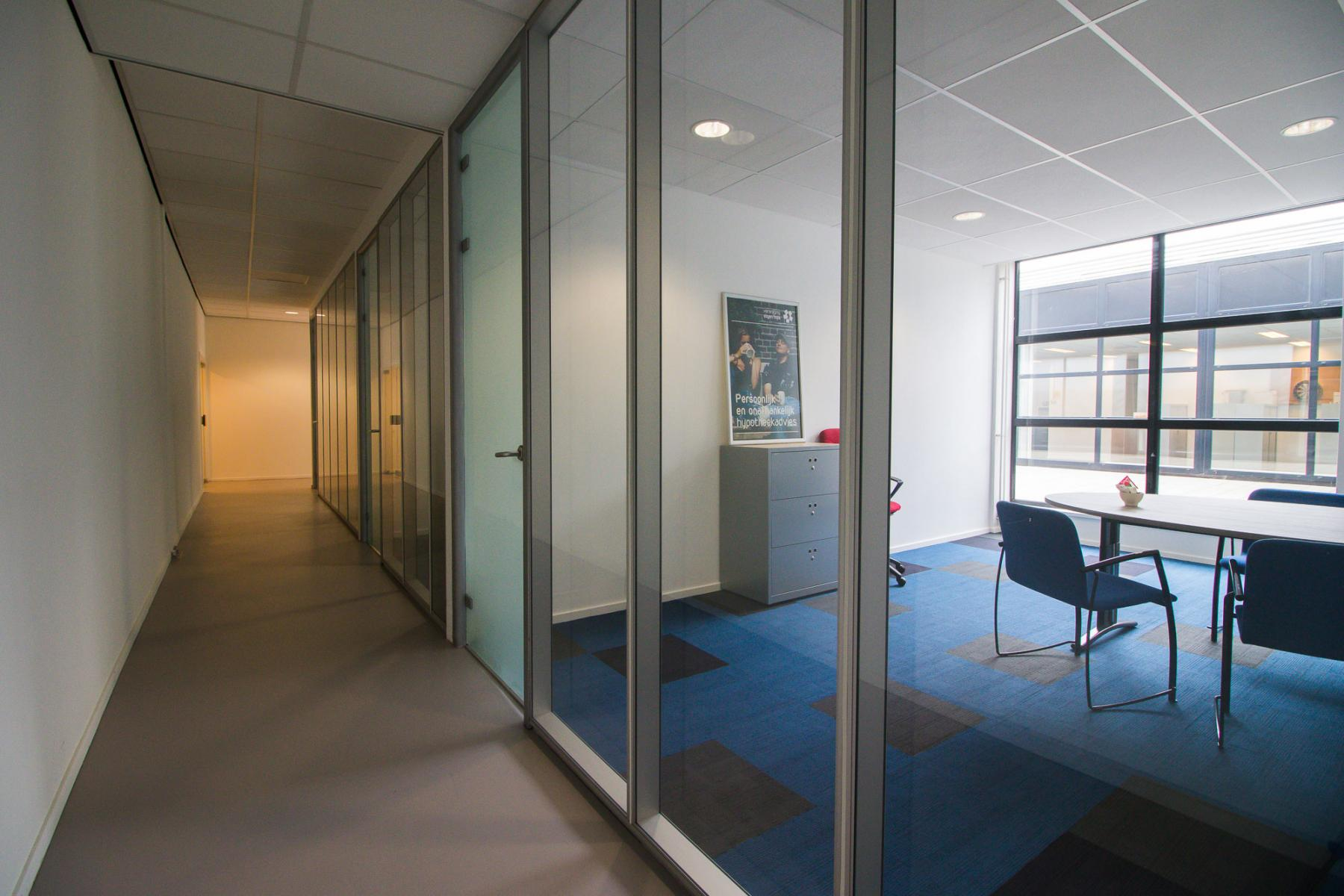 Light and spacious office spaces for rent at the Ukkelstraat Eindhoven