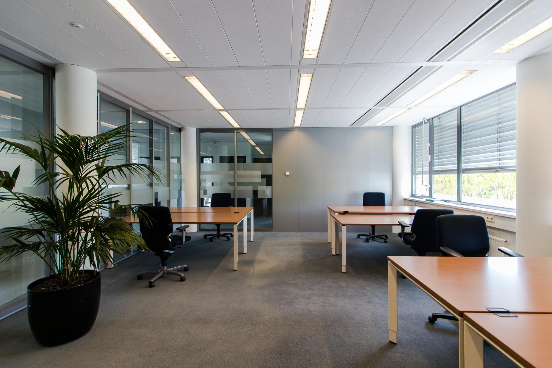 Flexdesks and dedicated desks for rent in Eindhoven