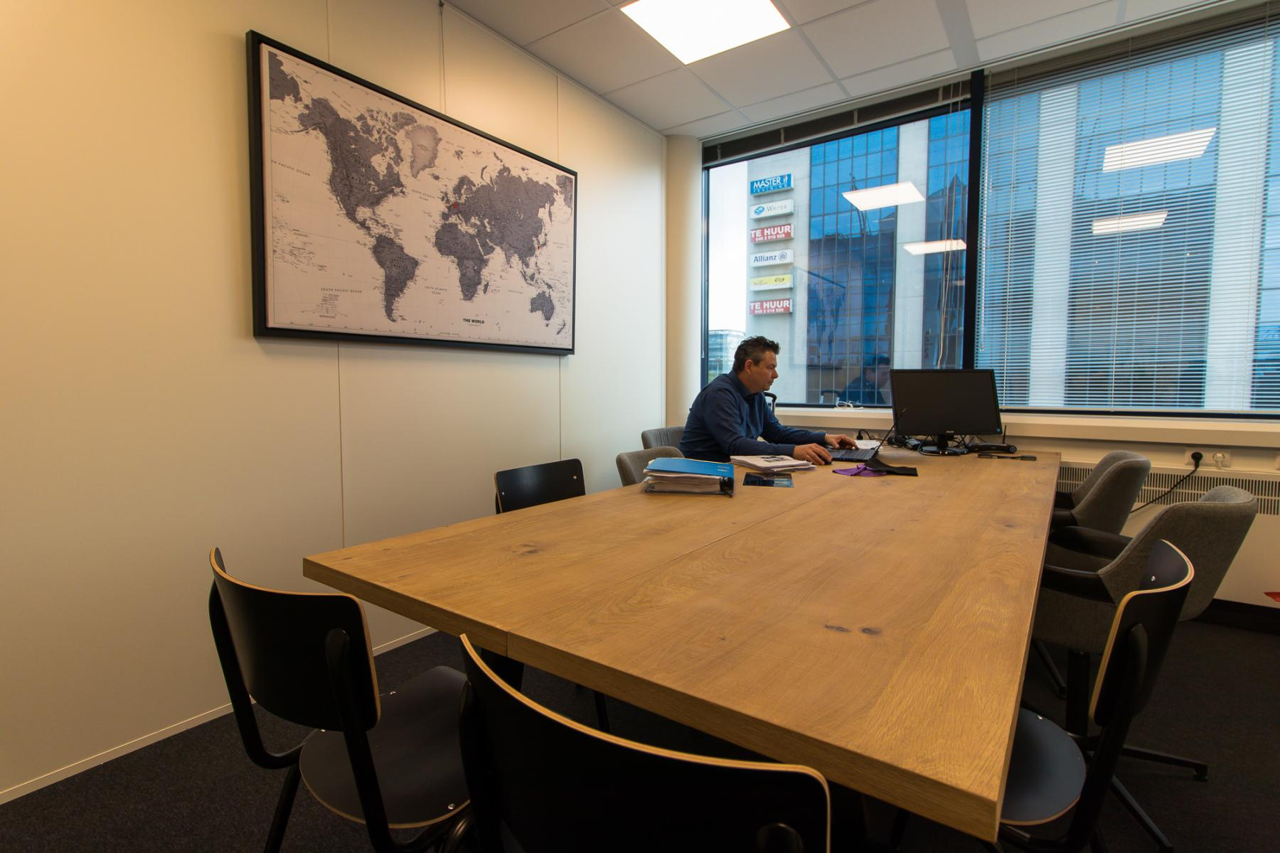 Modern and light office spaces for rent in Eindhoven