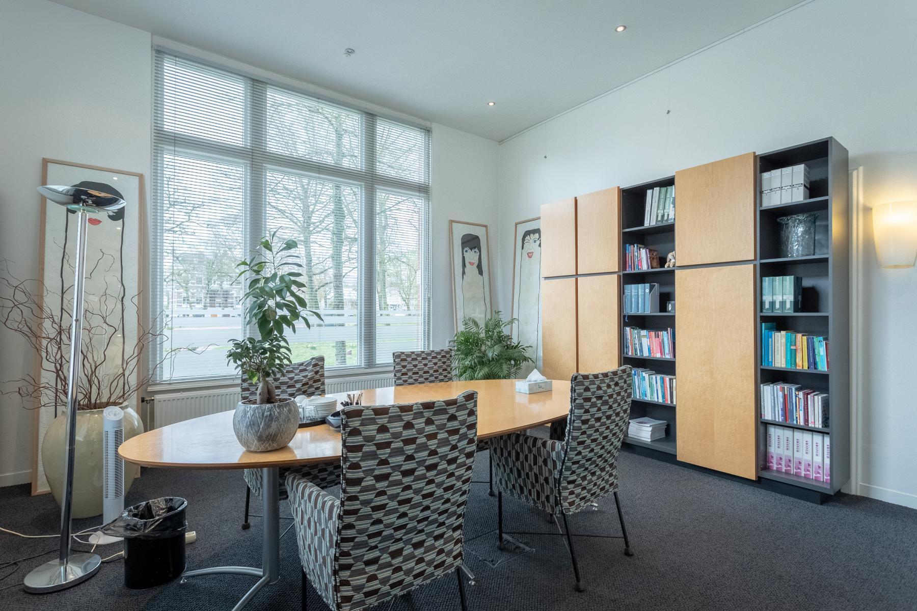 kantoorpand kantoorruimte Groningen Emmaplein 1 centraal gelegen