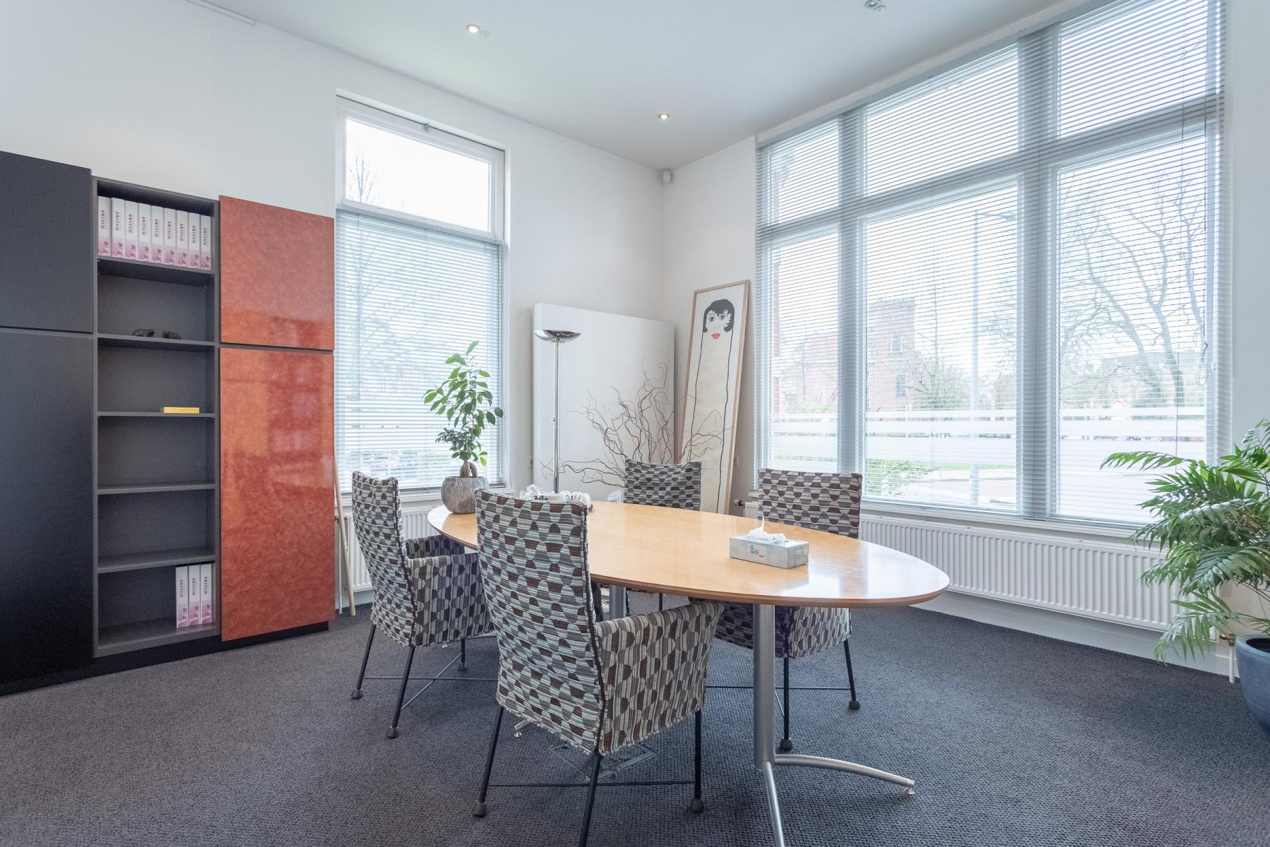 Groningen Centrum kantoorruimte kantoorkamer parkeerplek aanwezig