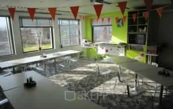gezellige kantine kantoorruimte groningen