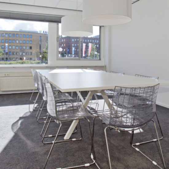 white office space room groningen nice