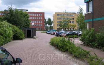 parkeren kantoor groningen