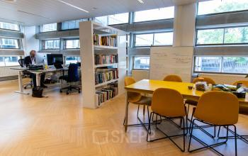 Verschillende formaten kantoor ruimten