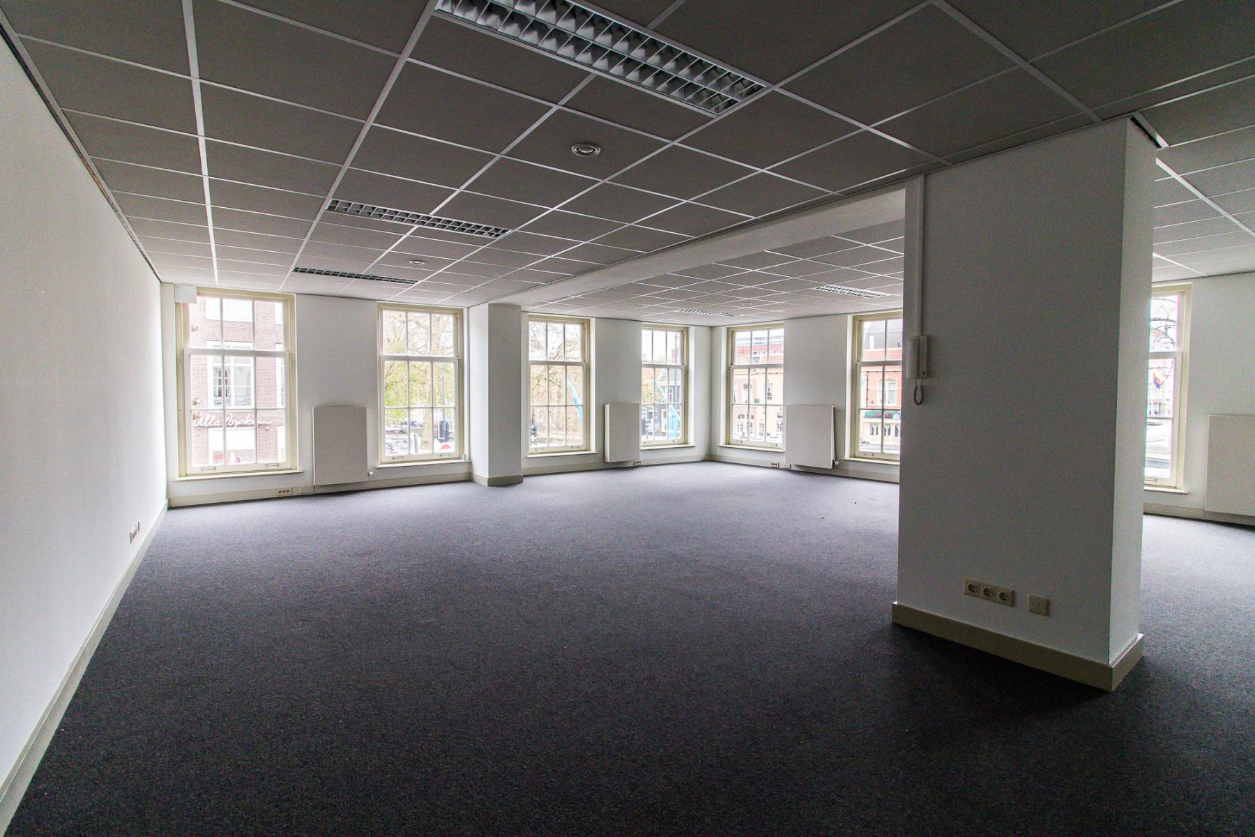 Ligt and spacious offices in Haarlem