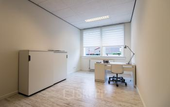 Office spaces also furnished for rent at the Waarderweg